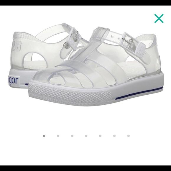 Igor Little Girls 3 Tennis Shoe Sole